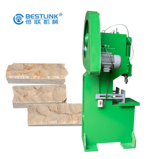 Bestlink Semi-Automatic Mushroom Stone Splitting Machine