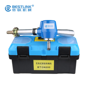 Bestlink Factory Price Hand Held Button Bit Grinder , Rock Drilling Tools Air Pressure Powered