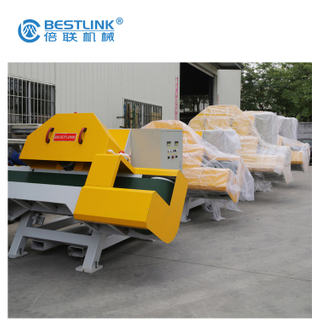 Bestlink Factory Price Stone Corner Cutting Machine for Thin Veneer Tiles