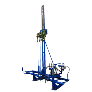 Heavy Type Four-Hammer Quarry Rock Drilling Machine