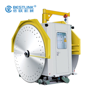 Block Cutting Machine for Granite Mining