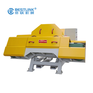 Bestlink Factory Price Single Pass Stone Corner Cutting Machine