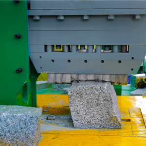 Cubes Stone Splitting Machines