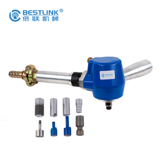 Bestlink Hand Held Pneumatic Button Bit Grinder Machine