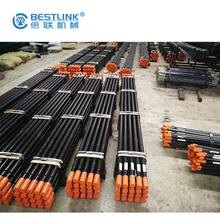 API Reg Thread DTH Drill Pipe Rod for Quarring and Mining