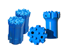 Thread Drill Button Bits