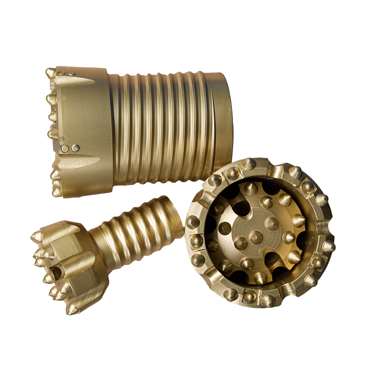 Double Head Casing Rotary Drilling Bits