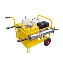 Hydraulic Rock Splitter Machine for Concrete Demolition and Stone Block Silent Cracking