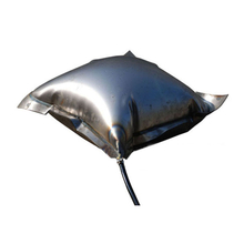 1X1m Steel Cushion Hydro Bag for Rock Mining and Block Pushing