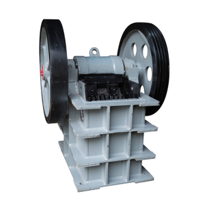 Jaw Crusher with Vibrating Mesh
