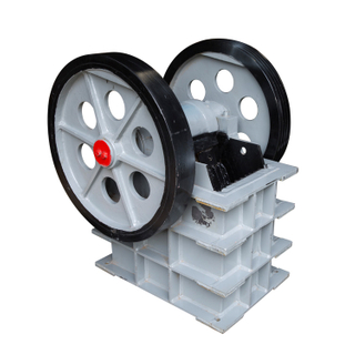 Stone Rock Breaking Jaw Crusher for Making Gravels in Construction and Mine
